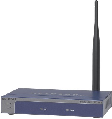 Buy Netgear WIRELESS ACCESS POINT WITH POE Access Point: Accesspoint
