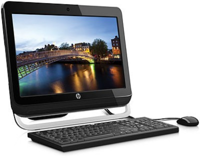Buy HP Omni 120-1015IN / AMD Dual Core / 2 GB / 500 GB / Win 7 Home Basic: All In One Desktop