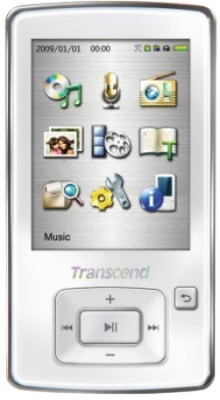 Buy Transcend MP860 8 GB MP3 Player: Home Audio & MP3 Players