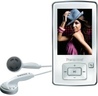 Transcend MP870 8 GB MP3 Player: Home Audio & MP3 Players