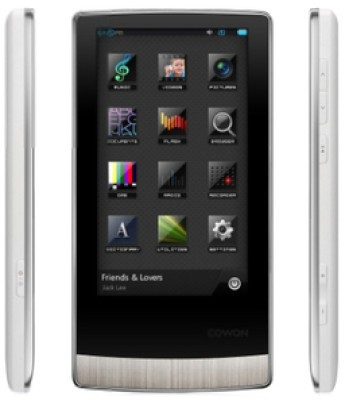 Buy Cowon J3 8 GB Video MP3 Player: Home Audio & MP3 Players