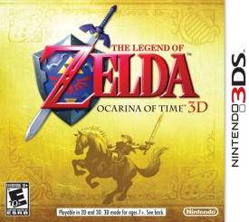 Buy The Legend Of Zelda : Ocarina Of Time (3D): Av Media