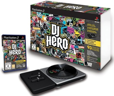 Buy DJ Hero - Turntable Kit: Av Media