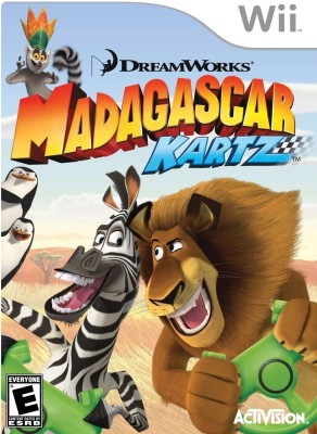 Buy Madagascar Kartz: Av Media