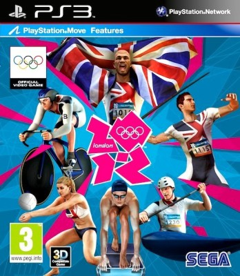 Buy London 2012 - The Official Video Game Of The Olympic Games: Av Media