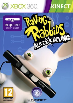 Buy Raving Rabbids - Alive & Kicking (Kinect Required): Av Media