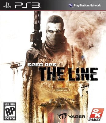Buy Spec Ops: The Line: Av Media