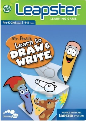 Buy Mr. Pencil's Learn To Draw & Write: Av Media
