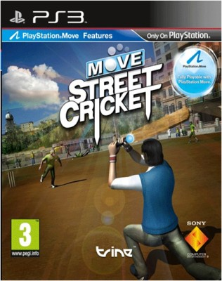 Buy Move Street Cricket: Av Media