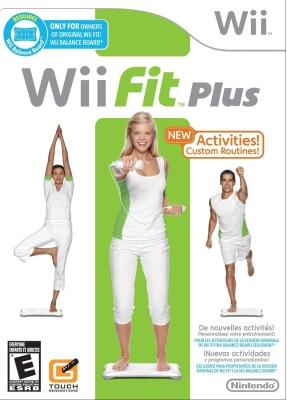 Buy Wii Fit Plus (Software Only): Av Media
