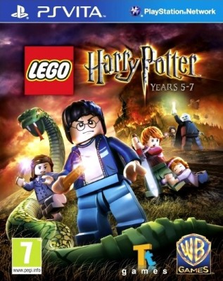 Buy Lego Harry Potter: Years 5-7: Av Media