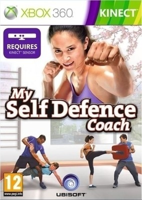 Buy My Self Defence Coach (Kinect Required): Av Media