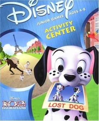 Buy Disney's 102 Dalmatians Activity Center Lost Dog: Av Media