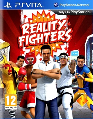 Buy Reality Fighters: Av Media
