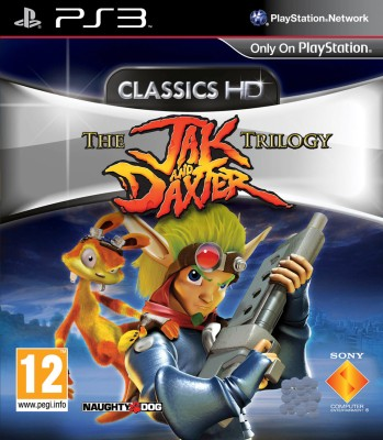 Buy Jak & Daxter HD Collection: Av Media