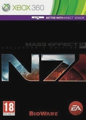 Buy Mass Effect 3 N7 Collector's Edition: Av Media