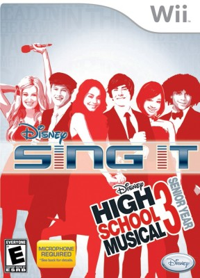Buy Disney Sing It - High School Musical 3: Senior Year: Av Media