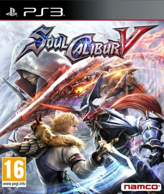 Buy SoulCalibur V: Av Media