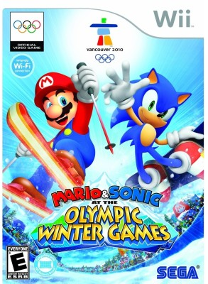 Buy Mario And Sonic At The Olympic Winter Games: Av Media