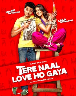 Buy Tere Naal Love Ho Gaya: Av Media