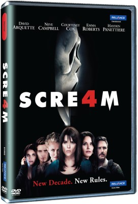 Buy Scream 4: Av Media