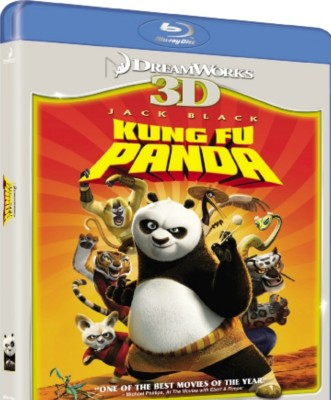 Buy Kung Fu Panda 1 - 3D: Av Media