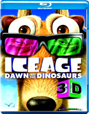 Buy Ice Age 3: Dawn Of The Dinosaurs 3D: Av Media