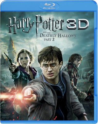 Buy Harry Potter And The Deathly Hallows - Part 2 3D: Av Media