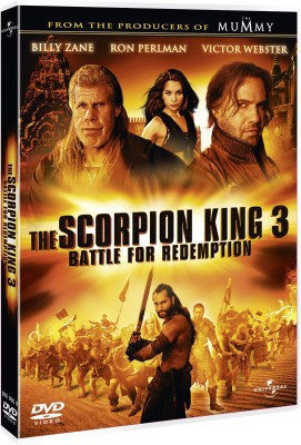 Buy The Scorpion King 3 - Battle For Redemption: Av Media