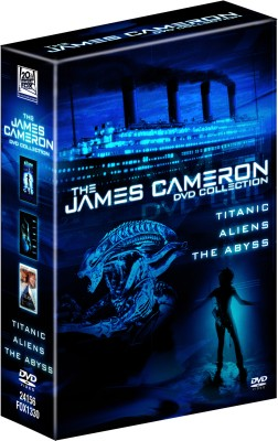 Buy The James Cameron DVD Collection (Titanic / Aliens / The Abyss): Av Media