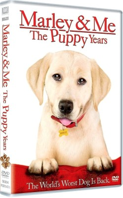 Buy Marley & Me - The Puppy Years: Av Media