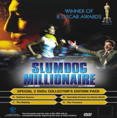 Buy Slumdog Millionaire (Collector's Edition): Av Media