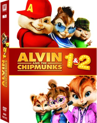 Buy Alvin And The Chipmunks 1 & 2: Av Media
