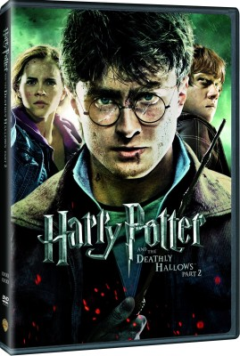 Buy Harry Potter And The Deathly Hallows - Part 2: Av Media