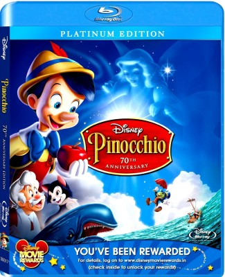 Buy Pinocchio 70th Anniversary Edition: Av Media