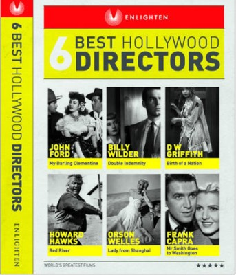 Buy 6 Best Hollywood Directors: Av Media