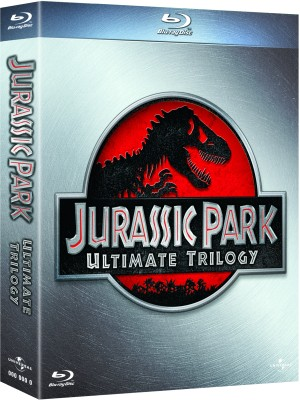 Buy Jurassic Park Ultimate Triology: Av Media