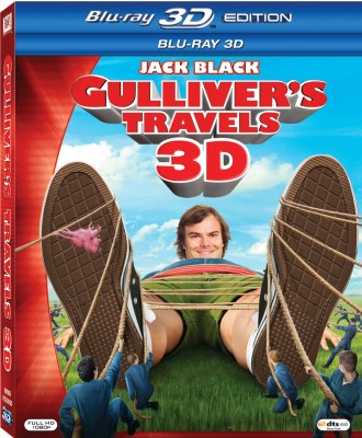 Buy Gulliver's Travels - 3D: Av Media