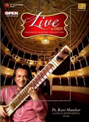 Buy Live In Concert - Pandit Ravi Shankar: Av Media