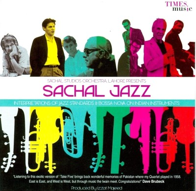 Buy Sachal Jazz: Av Media