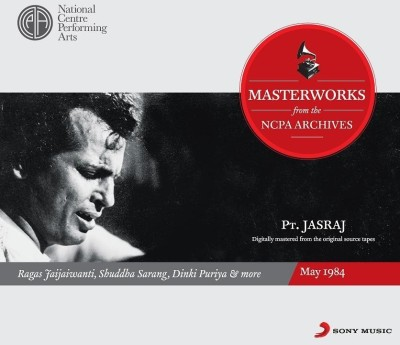 Buy Masterworks From The NCPA Archives - Pt. Jasraj: Av Media