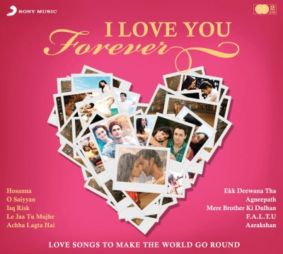 Buy I Love You Forever: Av Media