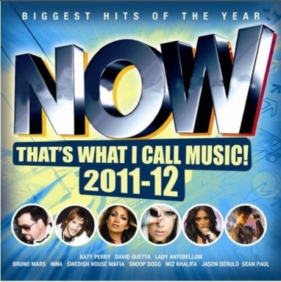 Buy Now That's What I Call Music! 2011-12: Av Media