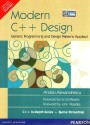 Modern C++ Design : Generic Programming and Design Patterns Applied 1st Edition: Book