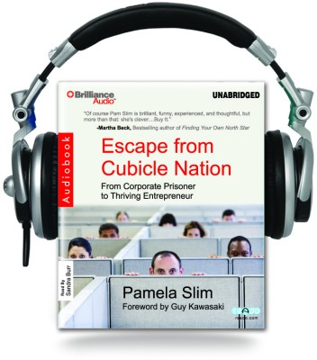 Buy Escape from Cubical Nation Unabriged Edition: Book
