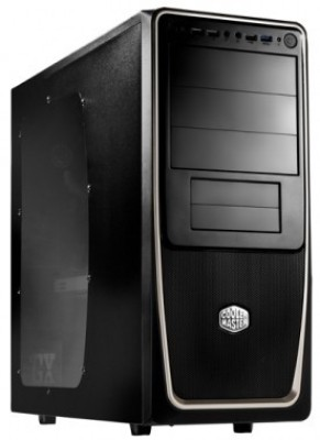 Buy Cooler Master Elite 311 Plus Mid Tower Cabinet: Cabinet
