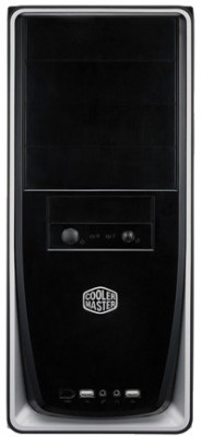 Buy Cooler Master Elite 310 Cabinet (Silver): Cabinet