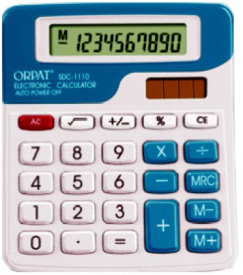 Buy Orpat SDC1110 Basic: Calculator