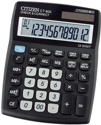 Buy Citizen CT-600 J Basic: Calculator