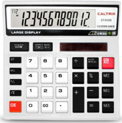 Buy Caltrix CT-512S Basic: Calculator